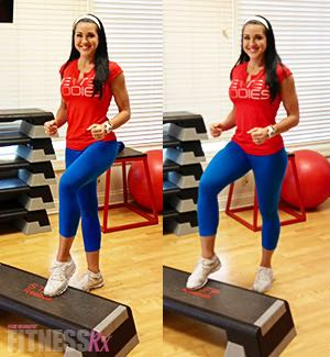 Fit Fast Workout 15 - Fat Blasting, 25-minutes, Do It Anywhere!
