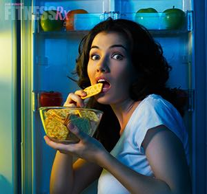 Cure the Late Night Munchies - Tips & recipes to keep you on track