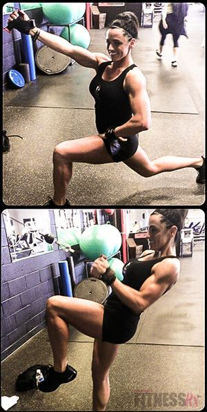 High-rep Quad Workout - Change up your leg routine