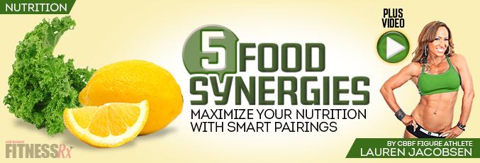 5 Food Synergies