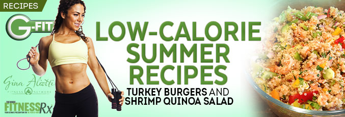 Low-Calorie Summer Recipes