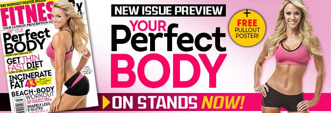 In This Issue: August FitnessRx