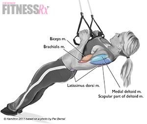 Firm and Shape with Ring Rows - Build a Better Bikini Back