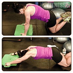 Abdominal Training - Efficient exercises to sculpt your core