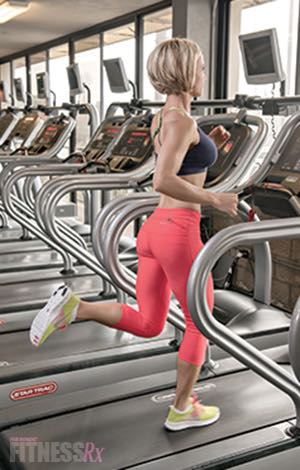 Treadmill Mania - Four fat-burning indoor workouts