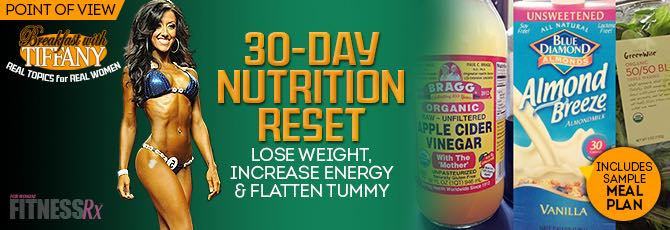 30-Day Nutritional Reset