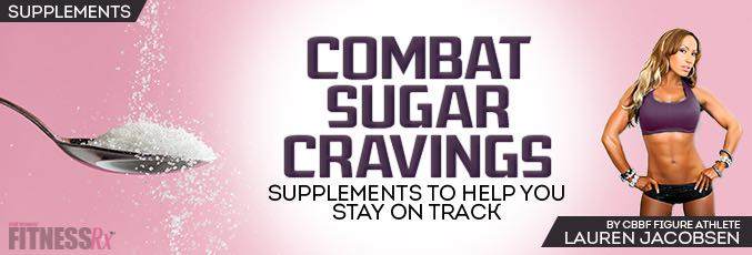 Combat Sugar Cravings