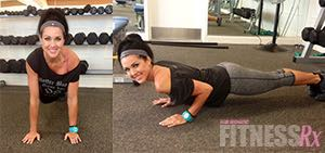 Fit Fast Triceps Workout - Burn fat and blast triceps in 25 minutes
