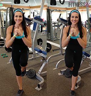 Fit Fast Treadmill Workout - Quick, Fat-Burning Body Blast