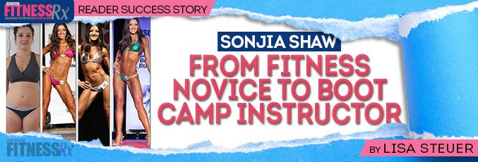Success Story: Sonjia Shaw