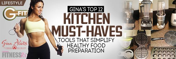 Top 12 Kitchen Must-Haves