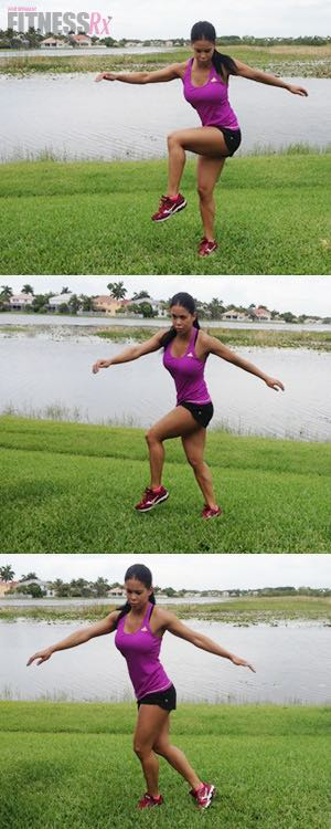 No Equipment Required Cardio