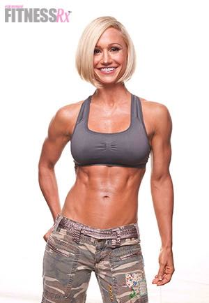 Superfit Mom-to-Be Jamie Eason Middleton - Cravings, Body Changes, Training and more