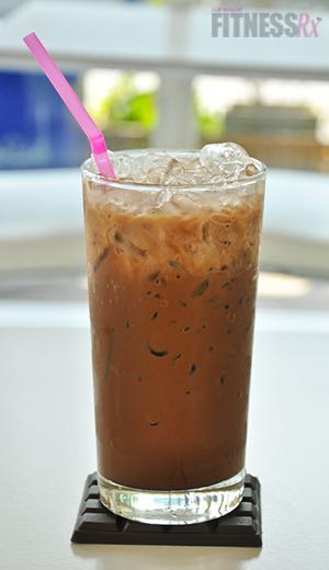 60-calorie Mocha Frappe - Slimming down a coffee house favorite