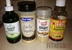 Quick & Simple Salad Dressings