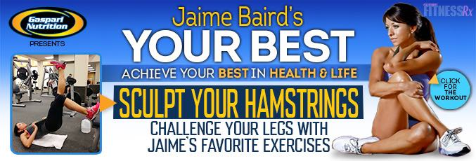 Sculpt Your Hamstrings