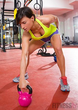 The 35-Minute Challenge Workout - Test your strength & conditioning!
