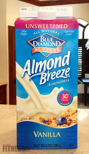 9 Reasons To Love Almond Milk -Flavor & nutrition for your fit lifestyle