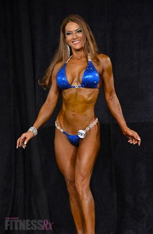 FitRx Athlete Spotlight: IFBB Bikini Pro Mary Dent - Staying Fit After 50