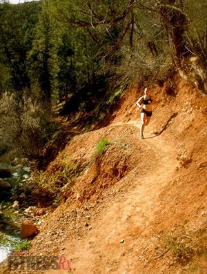 5 Reasons To Trail Run -Train in nature to improve race performance