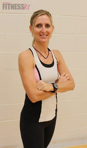 Success Story: Teresa Herndon - Exercise is family time for this fit mom
