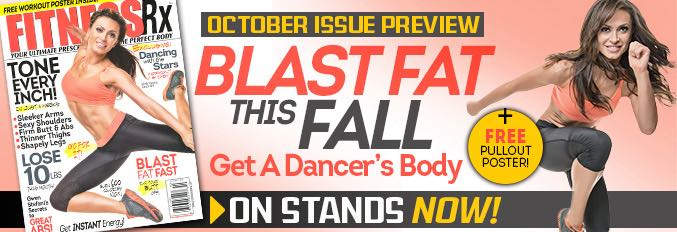 In This Issue: October FitnessRx