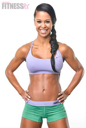 India Paulino: 7 Tips for Abs - Plus 15-minute at-home workout