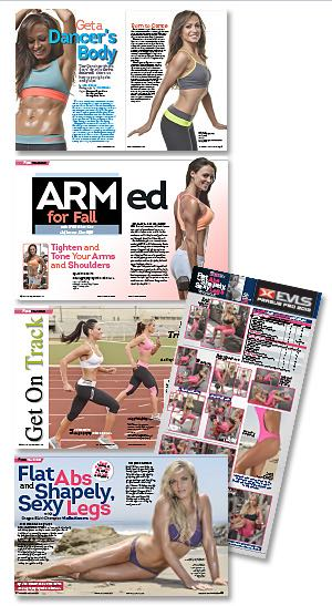 In This Issue: October FitnessRx - Blast Fat this Fall!