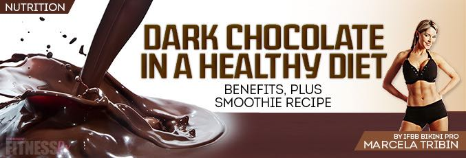Dark Chocolate in a Healthy Diet