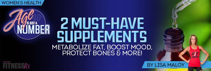 2 Must-Have Supplements