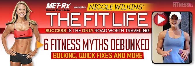 6 Fitness Myths Debunked