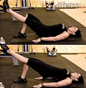 Shapely Glutes Workout - Add symmetry to your physique