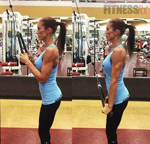 Banish Bat Wings - Tighten your triceps with this intense workout