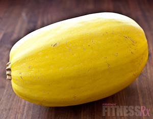 Spaghetti Squash - A grain-free fuel up – includes recipe