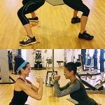 Fit Fast Partner Workout - 25 minutes of fat blasting fun!