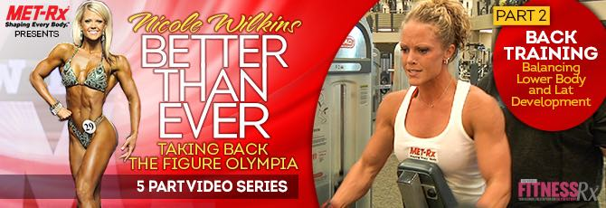 Part 2: Back Training with Hany Rambod