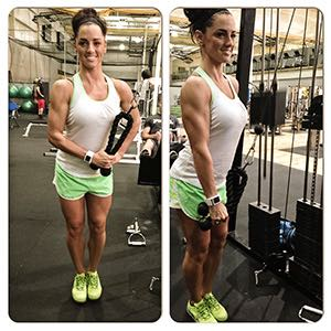 Triceps Training - No more flabby arms!