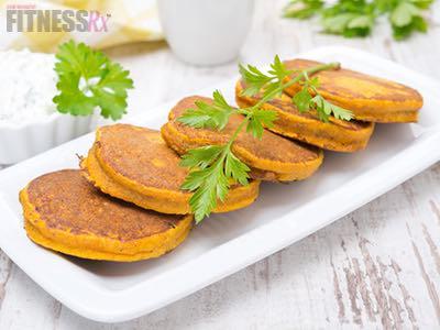 Savory Pumpkin Pancakes - A seasonal and versatile meal