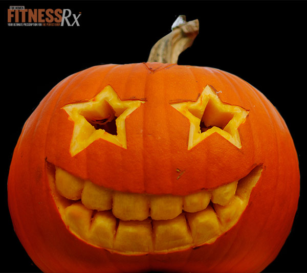 Fit and Healthy Halloween TRICKS - Six ways to stay healthy and fit during this sweet-filled season!