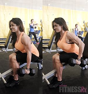 Rear Deltoid Training - Shape round shoulders