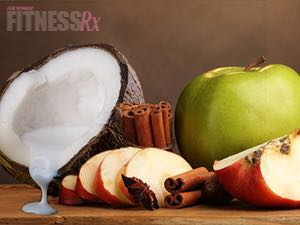 Cinna-Coconut Apples - Satisfy cravings & quiet hunger Paleo-style