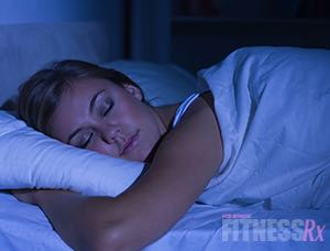 Make Your Sleep Count - How to improve this training essential