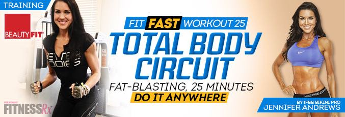 Fit Fast Total Body Circuit