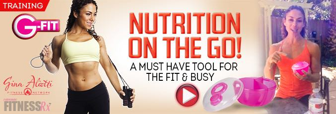 Nutrition On The Go!