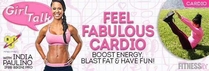 Feel Fabulous Cardio