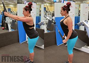 Back Attack: Tighten, Tone, Strengthen - Make your waist appear smaller with this workout