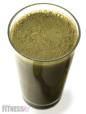 Super Shake Recipe: Chocolate and Coffee = A fat-burning, energy-boosting meal