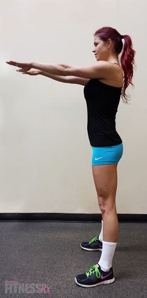 4-Minute Leg Blast - A finishing circuit to fire up fat loss