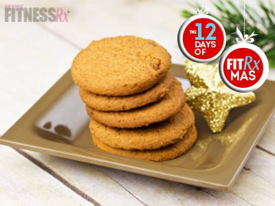 Chewy Gingerbread Cookies - Lighter version of a favorite holiday treat!
