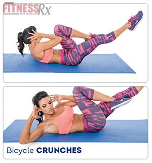 Timesaving Holiday Workouts - Amanda Latona's full-body program - plus HIIT circuits